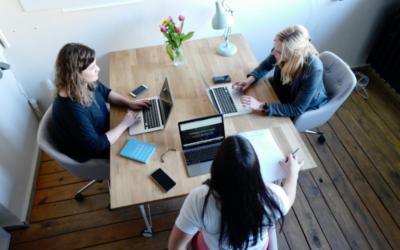 reunião e produtividade